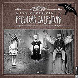 miss-peregrines-peculiar-2017-wall-calendar