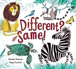 Different?Same!